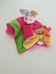 Disney baby Malackás puha plüss színes szundikendő