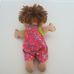 CPK Cabbage Patch Kids Káposztaföldi baba barna hajjal