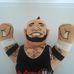 Mattel interaktív Brodus Clay pankrátor plüss figura