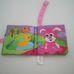 Bambino felakasztható színes csendeskönyv