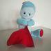Iggle Piggle plüss karakter a Szép álmokat gyerekek meséből