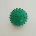 Zöld színű tüske labda gumiból