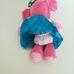 Rózsaszín plüss Anxious elefánt a Rory és barátai meséből