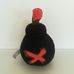 Fruit Ninja plüss bomba figura