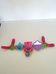 Bright Starts babakocsira hordozóra köthető zenélő bébijáték