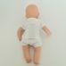 Cititoy puha törzsű csecsemő baba ruha nélkül