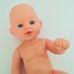 B&M szép kék szemű pisilős baba ruha nélkül