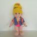 Boots Holiday Heidi szőke hajú rongybaba strand hátizsákkal