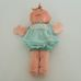 RetroCPK Cabbage Patch Kids Káposztaföldi baba menta ruhában