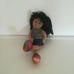 Beanie Boppers sötét bőrű Jazzy Jessie rongybaba