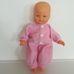 HK City Toy puha törzsű ferde szemű csecsemő baba