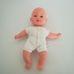 Chad Valley puha törzsű kék szemű csecsemő baba