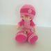 Posh Paws Smiley Heart rózsaszín ruhás rongybaba