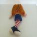 Keel Toys hosszú lábú skót pólós rongybaba