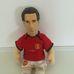 Van Nistelrooy focista figura TY Player Head Beanie