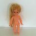 Retro Nasco Claudette játék a hajjal póthajas baba