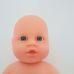 Simba New Born Baby kék szemű pisilős baba ruha nélkül 30 cm