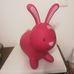 ELC Rabbit hopper felfújható ugráló pink nyuszi