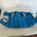 Új Mothercare UV szűrős kék-zöld úszómellény