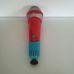 ELC piros műanyag visszhang mikrofon