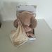 Mothercare Teddy's toy box plüss kukucskáló maci