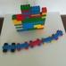 Duplo kompatibilis építőkocka csomag 54 db