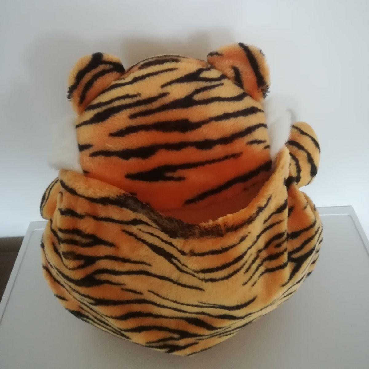 ... Prémium minőségű pakolható tigris plüss párna ... 933a8073e2