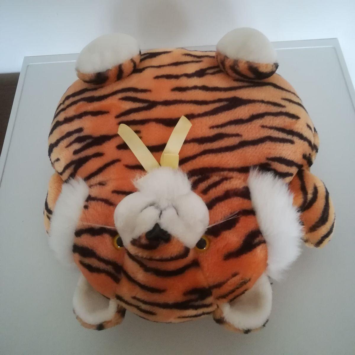 ... Prémium minőségű pakolható tigris plüss párna 830b1b6f21